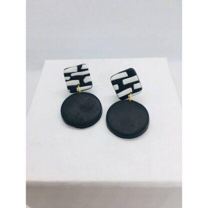 Helsinki Mini Earrings No Shrinking Violrt