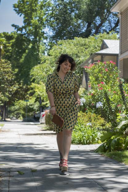 ALISON PALM Dress Saint Geraldine
