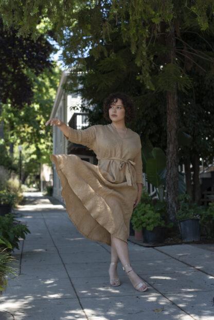 Vanessa Dress Scandal Italy