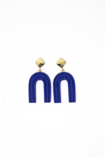 Ultramarine Rainbow Earrings Rover & Kin