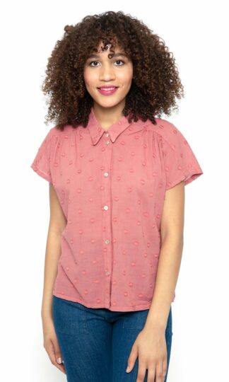 Carol Dot Blouse Cameo