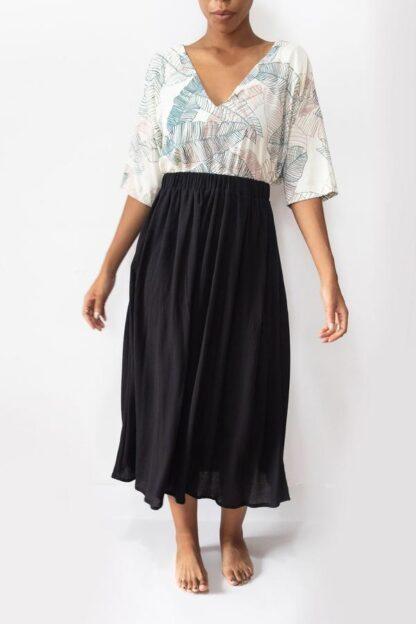 Midi Skirt Tonle