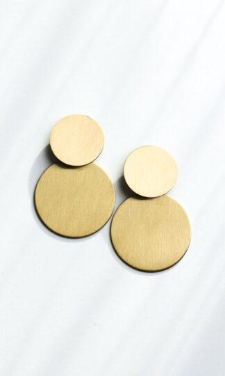 Small Circle Earrings Rover & Kin