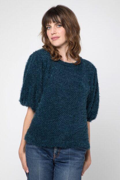 Cameo Chakra Chenille Sweater
