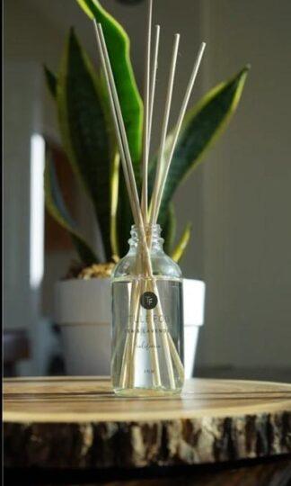 Tule Fog Sea + Lavender Reed Diffuser