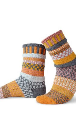 Solmate Buckwheat Crew Socks