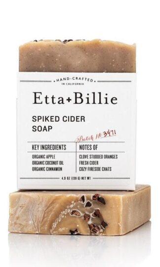 Spiked Cider Soap Etta + Billie