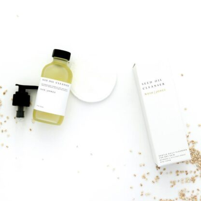 Seed Oil Cleanser Nash and Jones