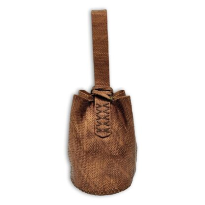 Navigli Copper Snake Wrist Bag Volta Atelier
