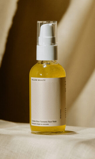 Golden Hour Face Wash by Yellow Beauty
