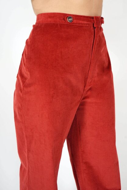 Spencer Cord Pant from Saint Geraldine.