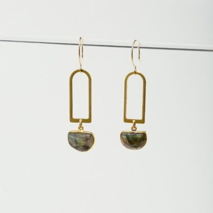 Casablanca Earrings from Larissa Loden