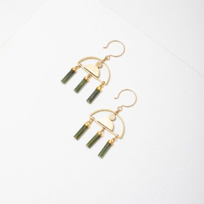 Odile Earrings by Larissa Loden