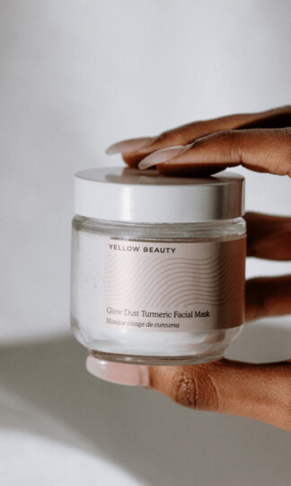 Glow Dust Face Mask by Yellow Beauty