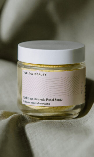 Red Earse Face Scrub by Yellow Beauty