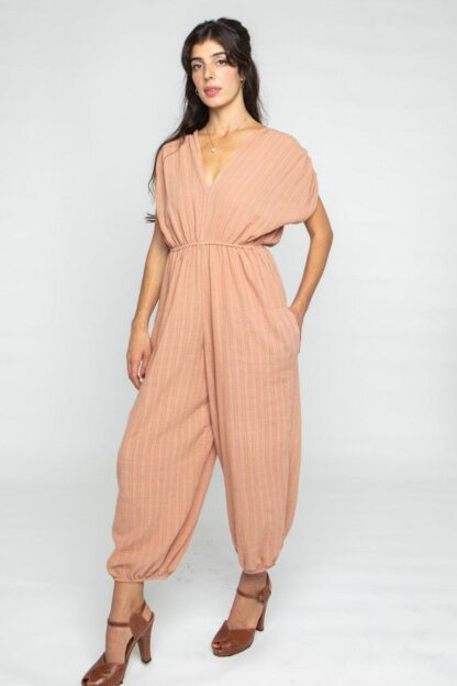 The Genie Jumpsuit The Harem Jumpsuit Cameo Clothing Nude